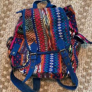Ecote drawstring backpack